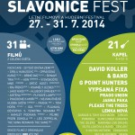 Slavonice Fest - plakat